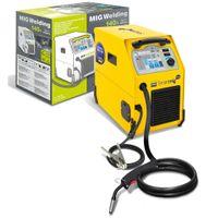 GYS Einphasiges MIG/MAG Schweißgerät Smartmig 142 40-140 A