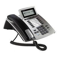 AGFEO ST 22 IP - VoIP-Telefon - Silber