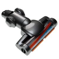 vhbw Turbodüse Bodendüse kompatibel mit Dyson DC35, DC35 Digital Slim, DC35 Full Kit, DC35 Multi Floor Complete Staubsauger, 20,5 cm