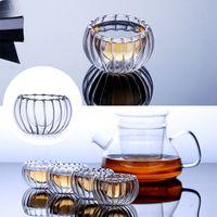 Wasserbecher Clear Cups Umweltfreundliche Doppelschicht Glas Hitzebest?ndige Teetasse Geschenke nach Hause