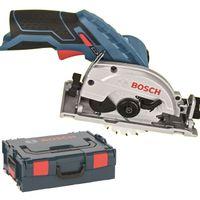 Bosch GKS 10,8 V-LI Professional Akku Kreissäge Solo in L-Boxx ( 06016A1002 )
