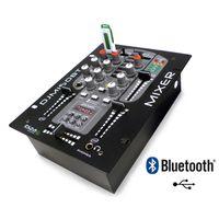 Mixer 2-Wege / 5 DJM-150-USB-BT-Kanal
