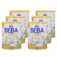 Nestlé BEBA SUPREME 3 - 6x800g
