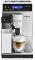 DeLonghi ETAM 29.666.S AUTENTICA Kaffeevollautomat Kegelmahlwerk 1,3 l silber