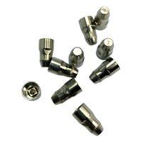 10 Stücke P80 Plasma Cutter Düse Elektrode Für Plasmaschneidbrenner Teile Farbe B