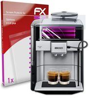 atFoliX FX-Hybrid-Glass Panzerfolie kompatibel mit Siemens EQ.6 plus Glasfolie