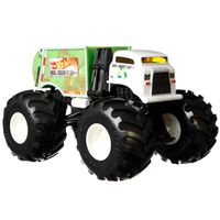 Hot Wheels Monster Trucks 1:24 Die-Cast Trash it all