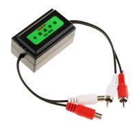1 Stück 12V Audio Entstörfilter Ideal für Auto Audio System, Bluetooth Lautsprecher