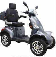 Elektromobil Vita Care 25Km/h Seniorenmobil Vitale 4 Li silbergrau