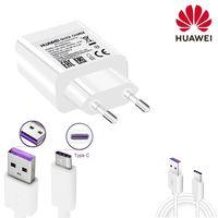 Original Huawei P30/ P20/ P20 Lite P10 P9 Netzteil Schnellladegerät Datenkabel