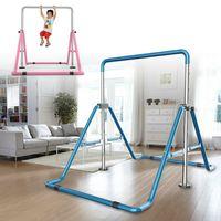 Kinder Gymnastik Reck Turnreck Stufenbarren Klimmzugstange Reckstange Turnen Training High Bars Ballettstange