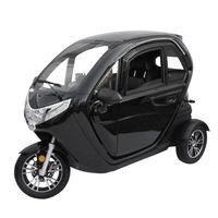 E-Kabinenfahrzeug 3-Rad eLizzy Comfort 45 km/h - mit Vor-Ort-Einweisung