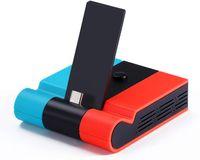 Switch Docking Station Faltbar Typ C zu HDMI Adapter mit USB 3.0 Port Ladestation(A)