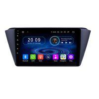 "9"" Touchscreen Android Autoradio GPS Navigation USB Bluetooth für Skoda Fabia 3"