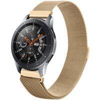 Samsung Gear S3 Frontier,Samsung Gear S3 Classic,Samsung Galaxy Watch 46 mm Band: iMoshion Uhrenarmband Mailand