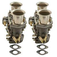 2×Vergaser Carburetor für VW Beetle BUG Käfer, Bus FIAT V6 V8 44 IDF WEBER