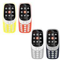Nokia 3310 Dual SIM - Mobiltelefon - 2 MP 32 GB - Rot