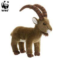 WWF Plüschtier Steinbock (23cm) Kuscheltier Stofftier WWF lebensecht