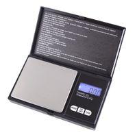 Digitale Waage Elektronischer Schmuck Taschengramm Münze Präzise 50 G / 0,01 G