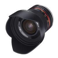 Samyang 12mm F2.0 NCS CS für Sony E schwarz