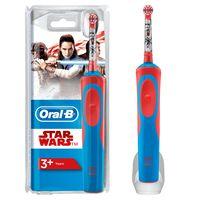 Oral-B Kids Elektrische Zahnbürste Mit Star Wars Figuren