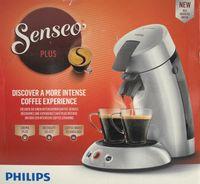 Philips hd6556/51 Maschine Kaffeepadmaschine Senseo Original 2.5 + Kaffemaschine