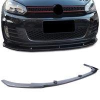 CUP Frontspoiler Lippe Carbon Look für VW Golf 6 GTI 09-13