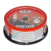 Maxell XL II 80MU - 25 x CD-R - 700 MB ( 80 Min ) - Spindel