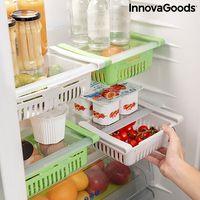 Einstellbarer Kühlschrank-Organizer Friwer InnovaGoods (2er Pack)