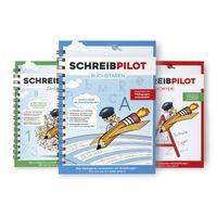 Schreibathlet Schreibpilot Schreib Athlet Pilot Buchstaben Zahlen Wörter