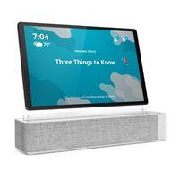 Lenovo Smart Tab M10 FHD Plus (ZA6M0045DE), platinum grey, 32 GB, Tablet, Kinder