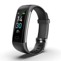 S5 Smartwatch Band Uhr Blutdruck Sauerstoff IP68 Wasserdicht Fitness Armband Herzfrequenz Smartband Sport Activity Tracker Armband