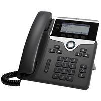 Cisco CP-7821 Telefon, Rufnummernanzeige, Freisprechfunktion, Ethernet