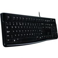 Logitech Keyboard K120 USB Tastatur