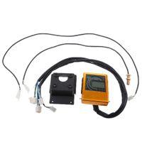 1 Stück Tacho Kit Geschwindigkeitsmesser-Messgerät Verschleißteile Universal für Alle Motorrad  meisten ATVs