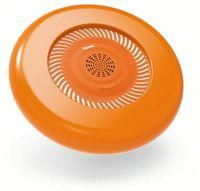 Hama Flying Sound Disc Mobiler Bluetooth-Lautsprecher bis 20m wireless , Orange