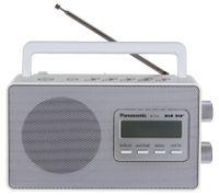 Panasonic RF-D10EG-W Radio DAB+ Weiß / Grau