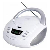 Denver CD-Player & Radio TCU-211B, FM, Extern, 1 Disks, Farbe: Schwarz