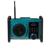 Denver WRB-50 FM-Baustellenradio mit Bluetooth