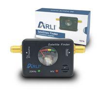 ARLI Satfinder mit vergoldeten Anschlüssen