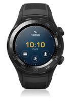 Huawei Watch 2 LTE Dynamic, Farbe:Schwarz