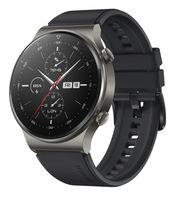 Huawei Watch GT 2 Pro (Vidar B19S) sport night black, Farbe:Schwarz