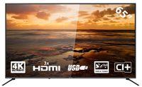 YASIN SCEPTR E-U650CV-UMC LED-tv 65 Zoll (4K, Triple Tuner, CI+, HDMI, USB)