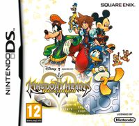 Square Enix Kingdom Hearts: Re:coded