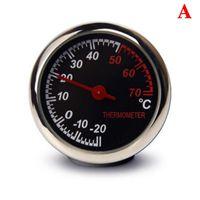 Mini Auto Leucht Uhr Thermometer Hygrometer Auto Innen Quarz Uhr Automotive Zubehör Dashboard Auto Styling Geschenke