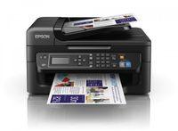 Epson WorkForce WF-2630WF (Tintenstrahldrucker, Scanner, Kopierer, Fax) mit WLAN
