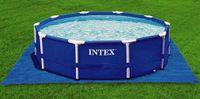 Intex Bodenplane für max. 457 cm Pools