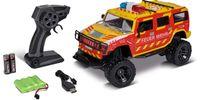 Carson1:14 Feuerwehr Geländewagen 2.4GHz 100% RTR Modellauto mit Blaulicht