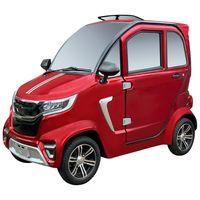 E-Kabinenfahrzeug 4-Rad eLazzy Premium 45 km/h - mit Vor-Ort-Einweisung