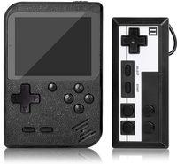 Handheld-Spielkonsole, Retro-Mini-Spiel-Player mit 400 klassischen FC-Spielen - tragbare Spielkonsole